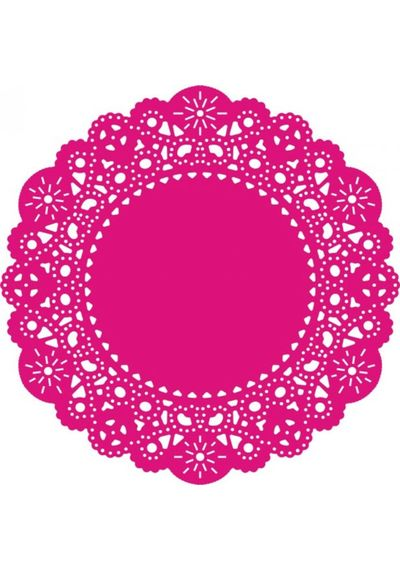 French Pastry Doily - Die