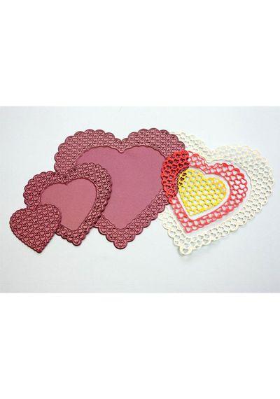 Heart to Heart Doily