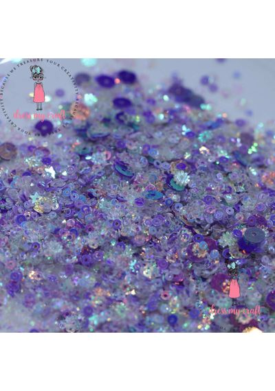 ANGEL MIX SEQUINS