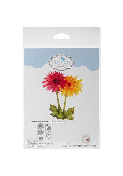Garden Notes - Gerbera Daisy - Die