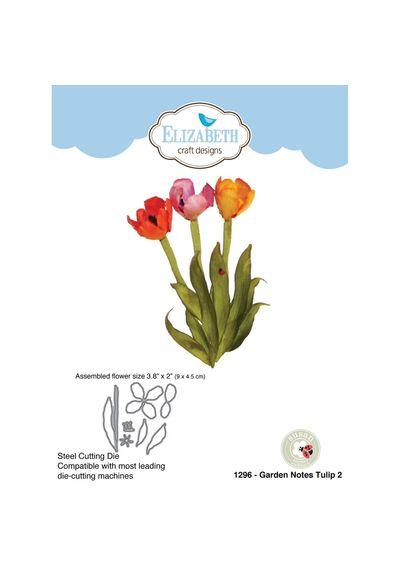 Garden Notes Tulip 2 - Die