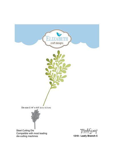Leafy Branch 5 - Die