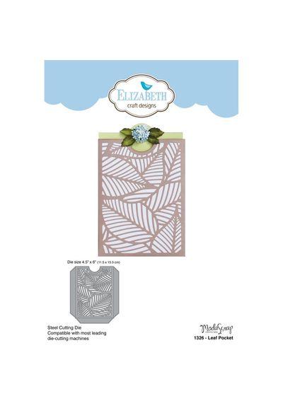 Leaf Pocket - Die