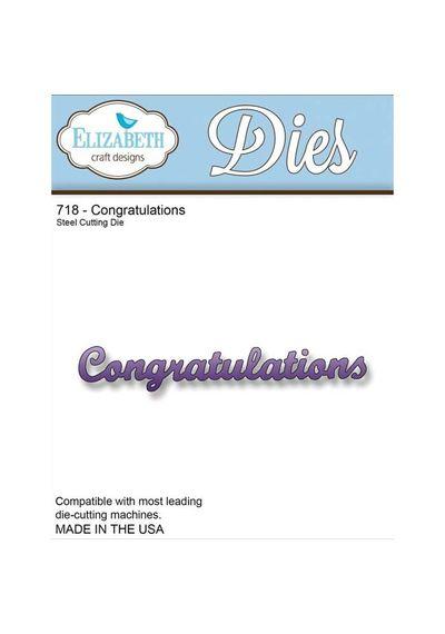 Congratulations - Die