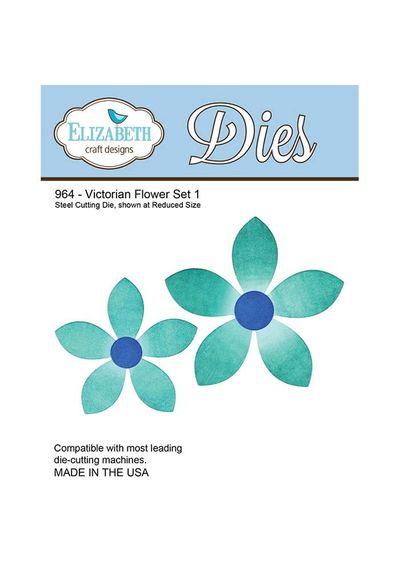 Victorian Flower Set 1