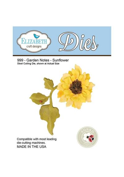 GARDEN NOTES - Sunflower