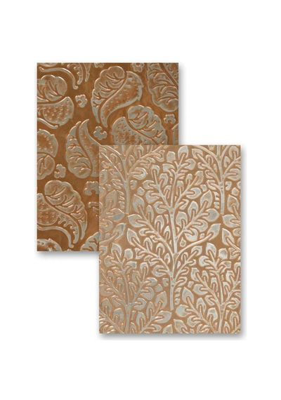 Flora - Embossing Folder