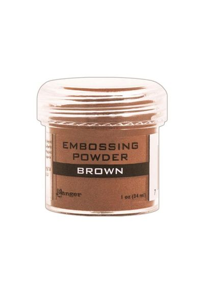 Brown - Embossing Powder