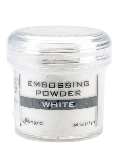 White - Embossing Powder