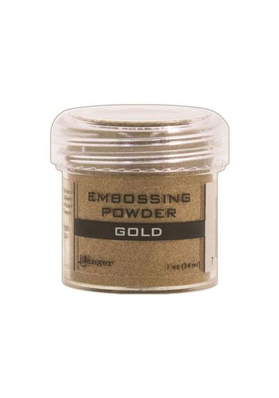 Gold - Embossing Powder