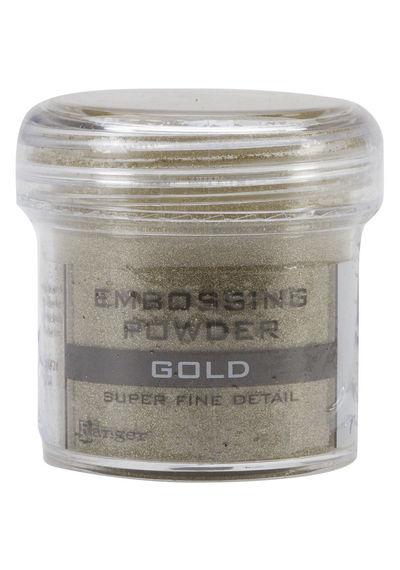 Super Fine Gold - Embossing Powder