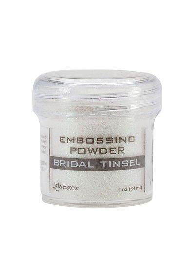 Bridal Tinsel - Embossing Powder