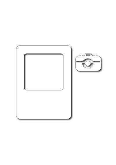 Instant Camera Photo Card