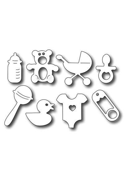 Baby Icons - Die