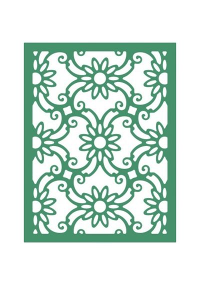 Daisy Lace Frame - Die