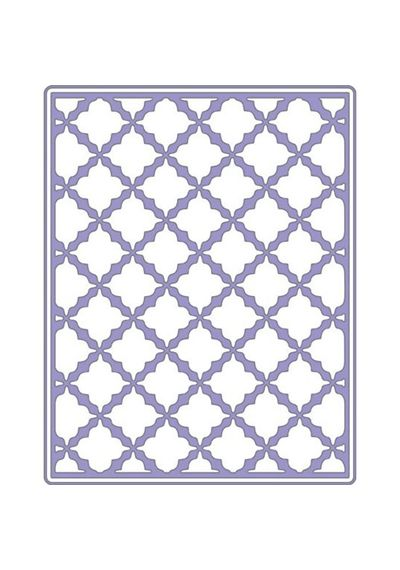 French Lattice Small - Die