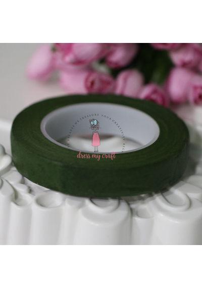 Self Adhesive Floral Tape - Drak Green