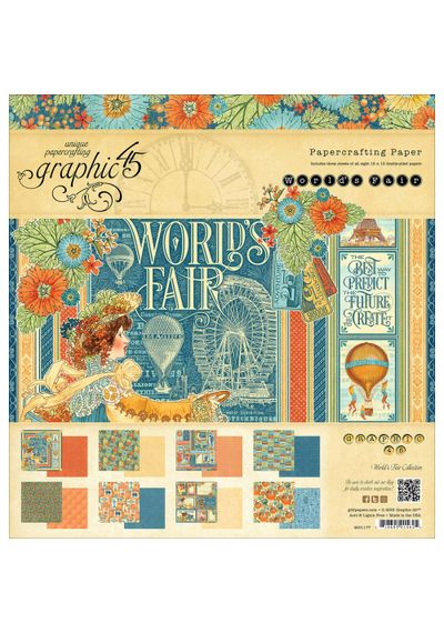 World's Fair, 8 Designs/3 Each