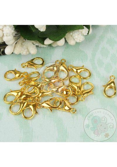 Golden Clasp