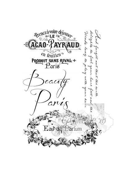 Gabi's Label