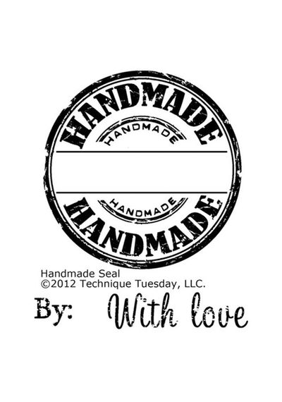 Handmade Seal - Stamp