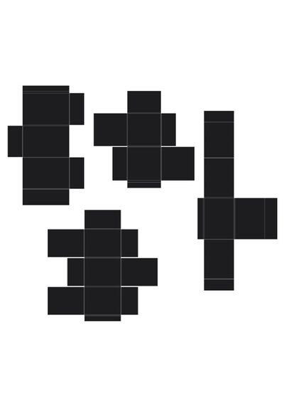 Black - Pocket and Flipfold Inserts D