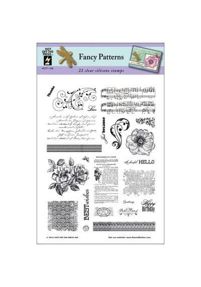 Fancy Patterns - Stamp