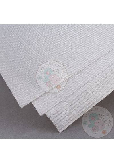 Fabric Paper - Ivory