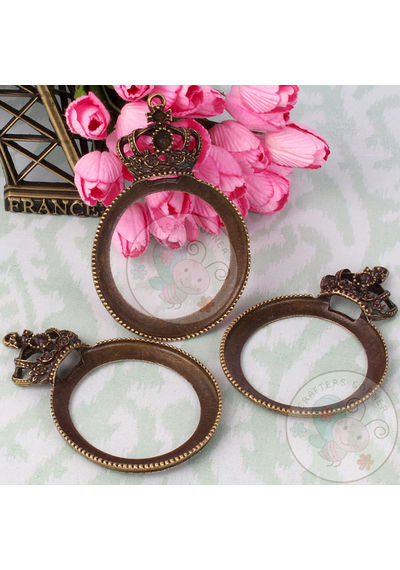 Crown Ring Frame