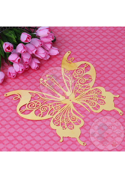 Fine Laser Cut Butterfly