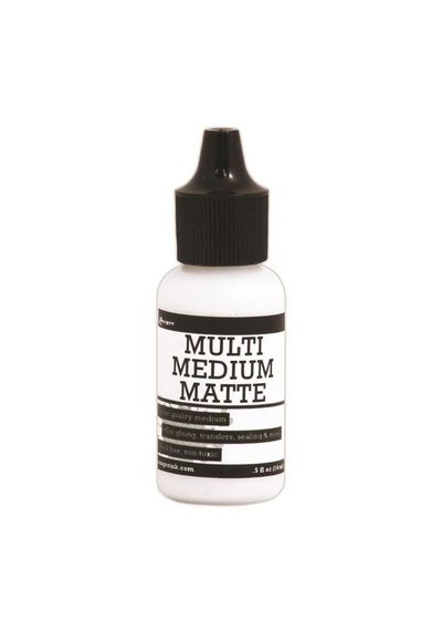 Matte -  Multi Medium .5oz Bottle