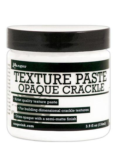 Opaque Crackle Texture Paste 4oz