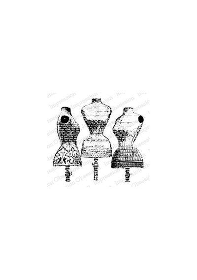 Dress Form Trio