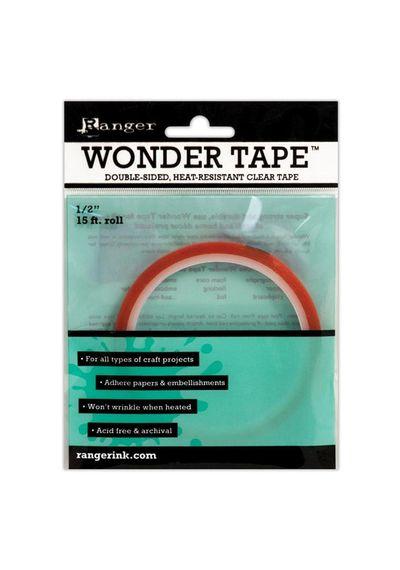 Inkssentials Wonder Tape Redline 0.5 X15'