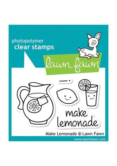 Make Lemonade - Stamp