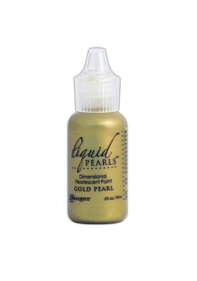 Gold Pearl - Liquid Pearl Glue