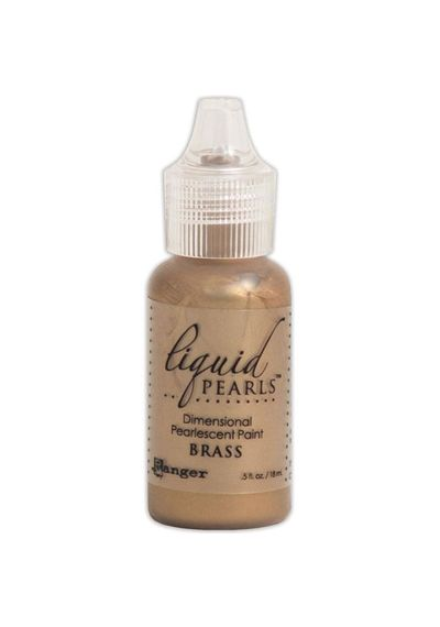 Brass - Liquid Pearl Glue