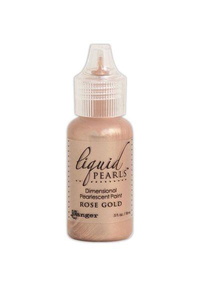 Rose Gold - Liquid Pearl