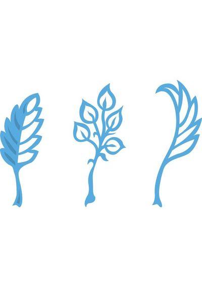 Anja's Leaves 1