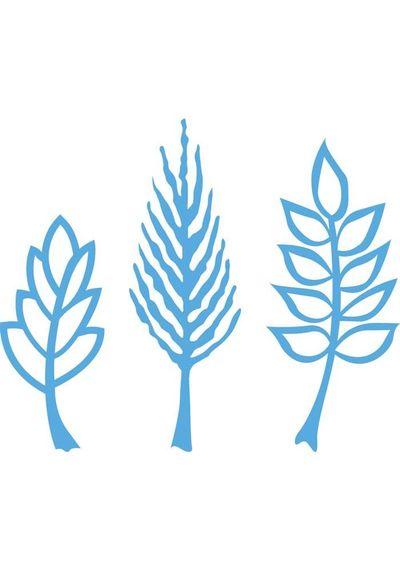 Anja's Leaves 2