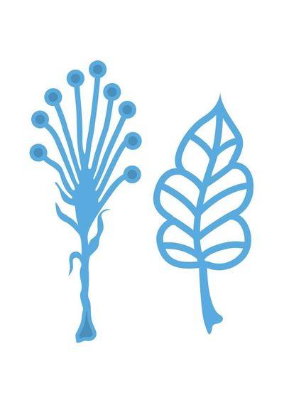 Anja's Leaves 3