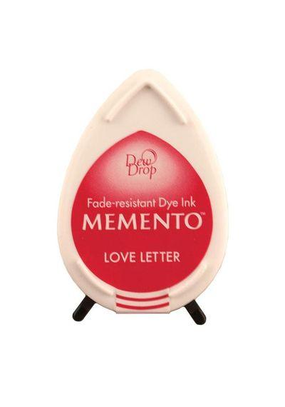 Love Letter - Memento Dew Drop Dye Inkpad