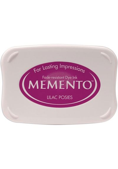 Lilac Posies - Memento Dye-Ink Ink Pad