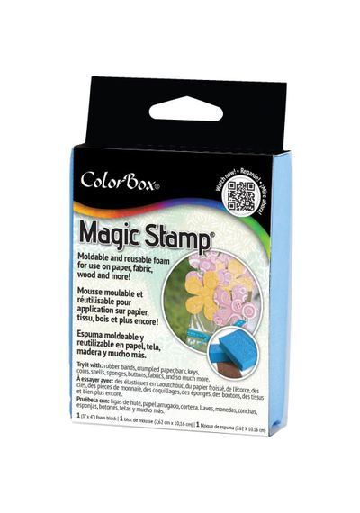 "ColorBox Magic Stamp 3""X4"""