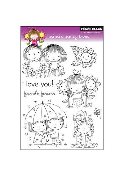 Mimi's Many Loves
