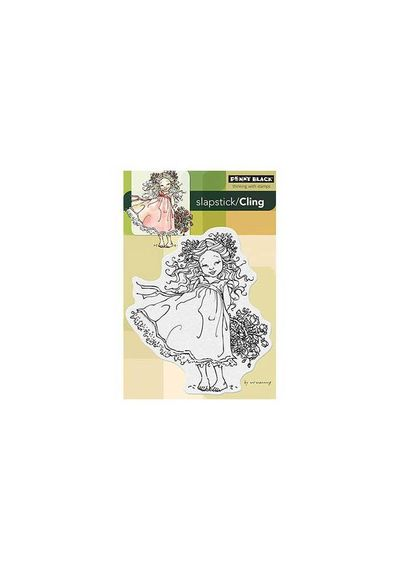 Flower Charm - Stamp
