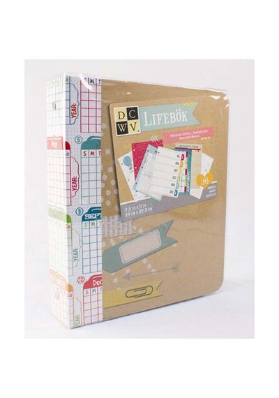 DB PLANNER SMALL BINDER