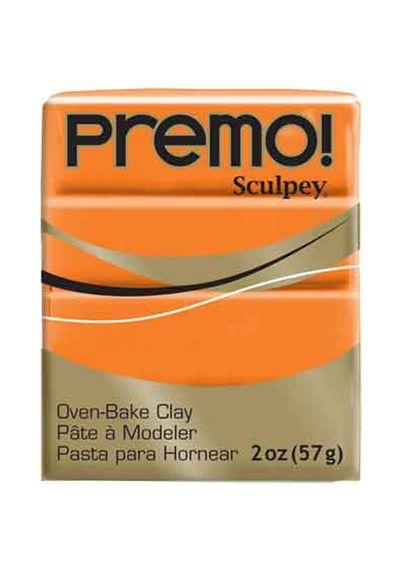Orange - Polymer Clay