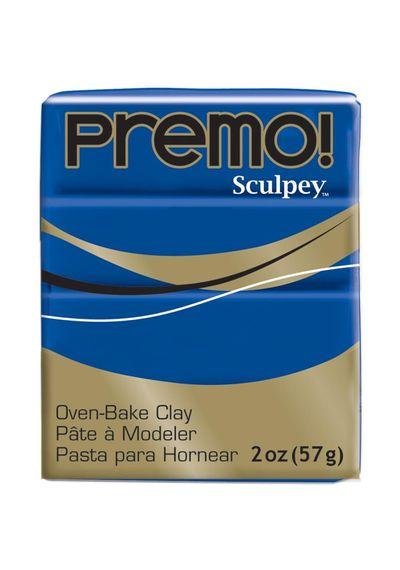 Ultramarine Blue - Polymer Clay