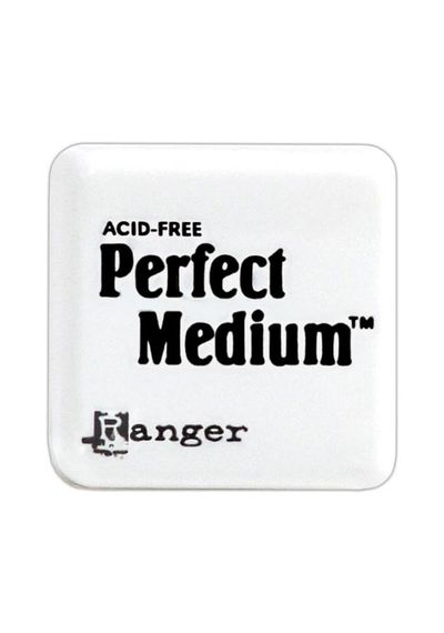 "Clear - Perfect Medium Stamp Pad 3""X3"""